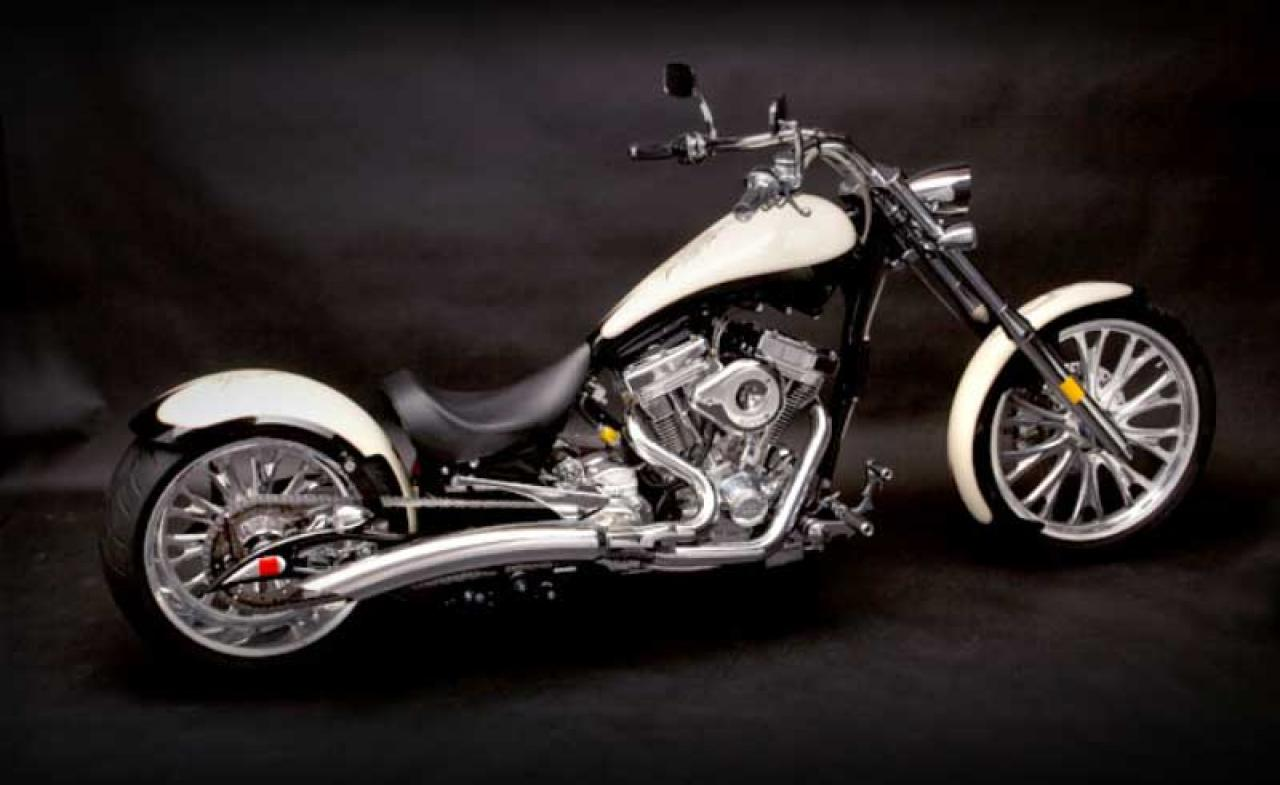 Big Bear Choppers Venom 100 EFI 2009 wallpapers #136520