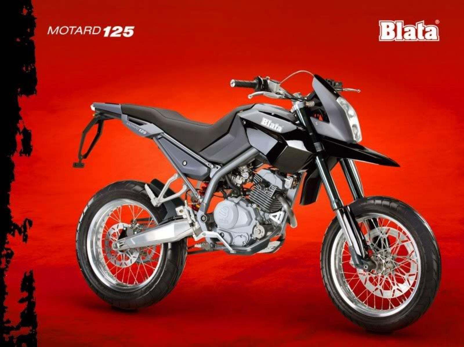 Blata Enduro 125 2007 wallpapers #137613