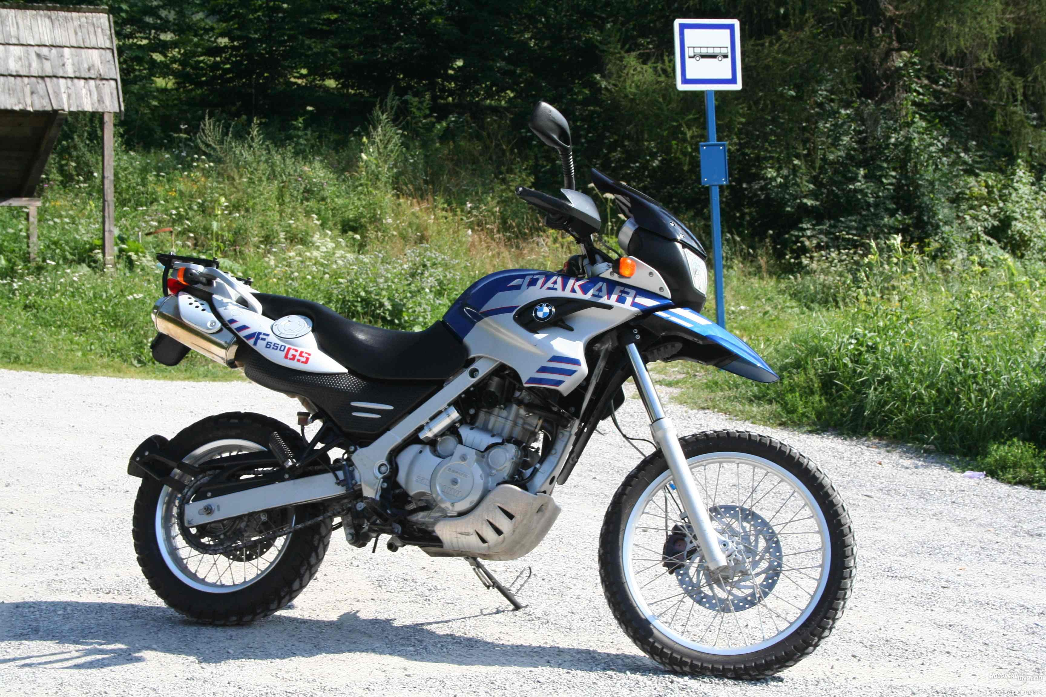BMW F650GS Dakar 2000 images #6685