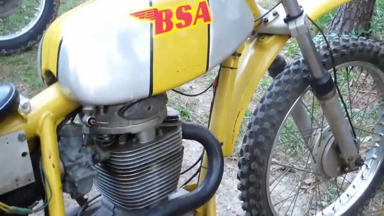BSA Victor 500-Trail (B-50T) images #65700