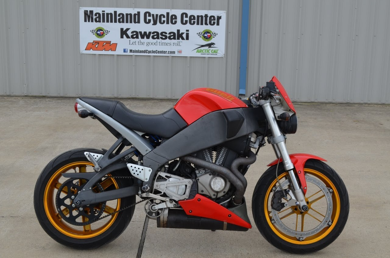 Buell Lightning XB12S 2004 images #93926