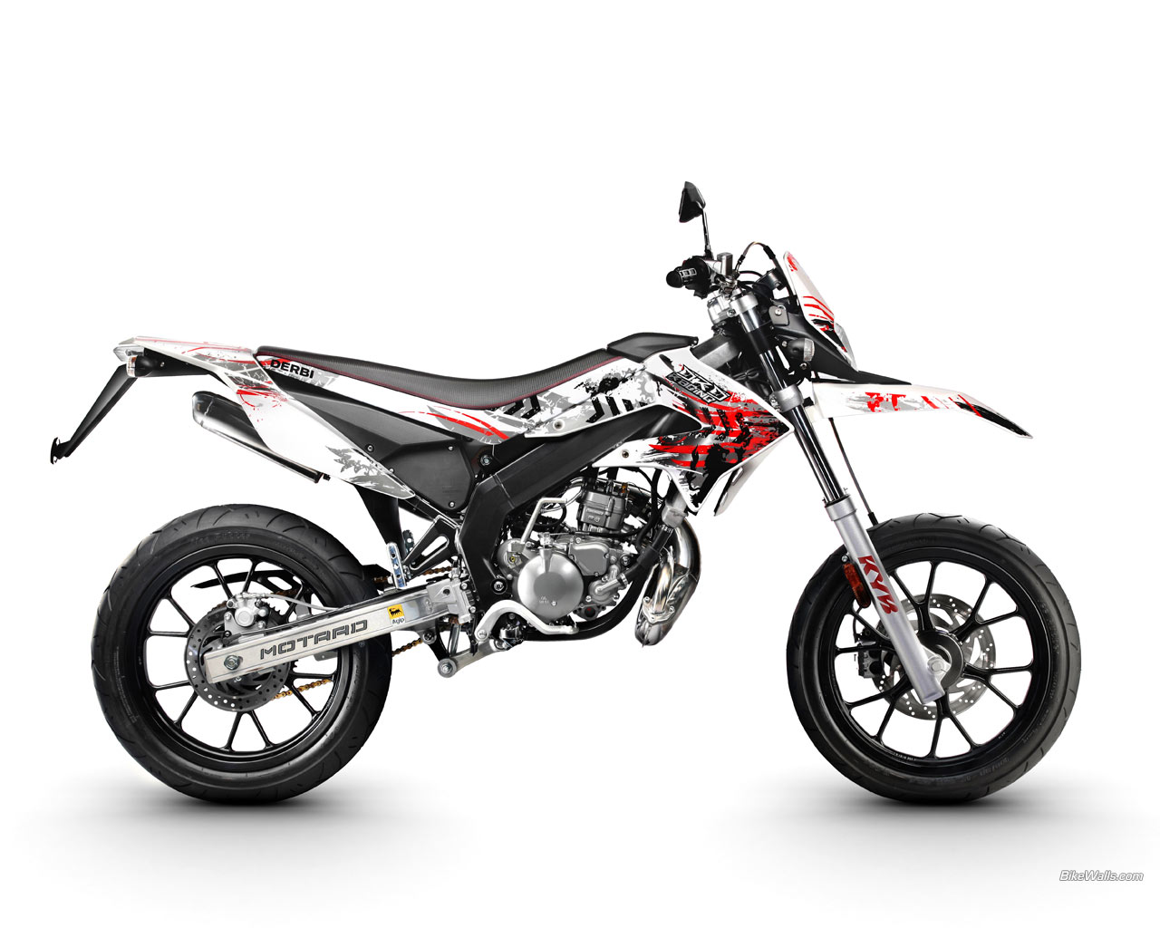 Derbi Senda DRD Evo 50 SM Limited Edition images #71229