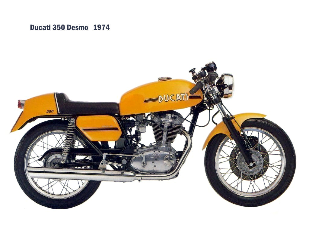 Ducati 350 Mark 3 1973 images #10248