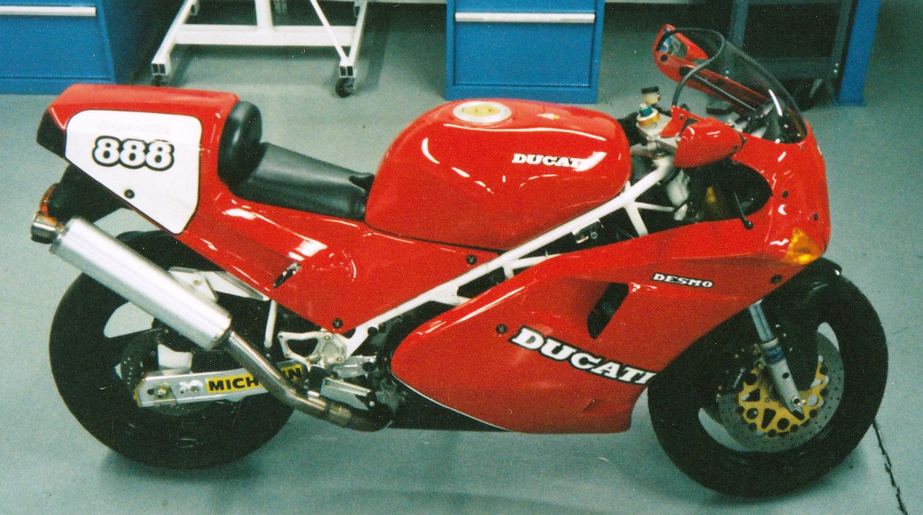 Ducati 851 SP 3 wallpapers #10651