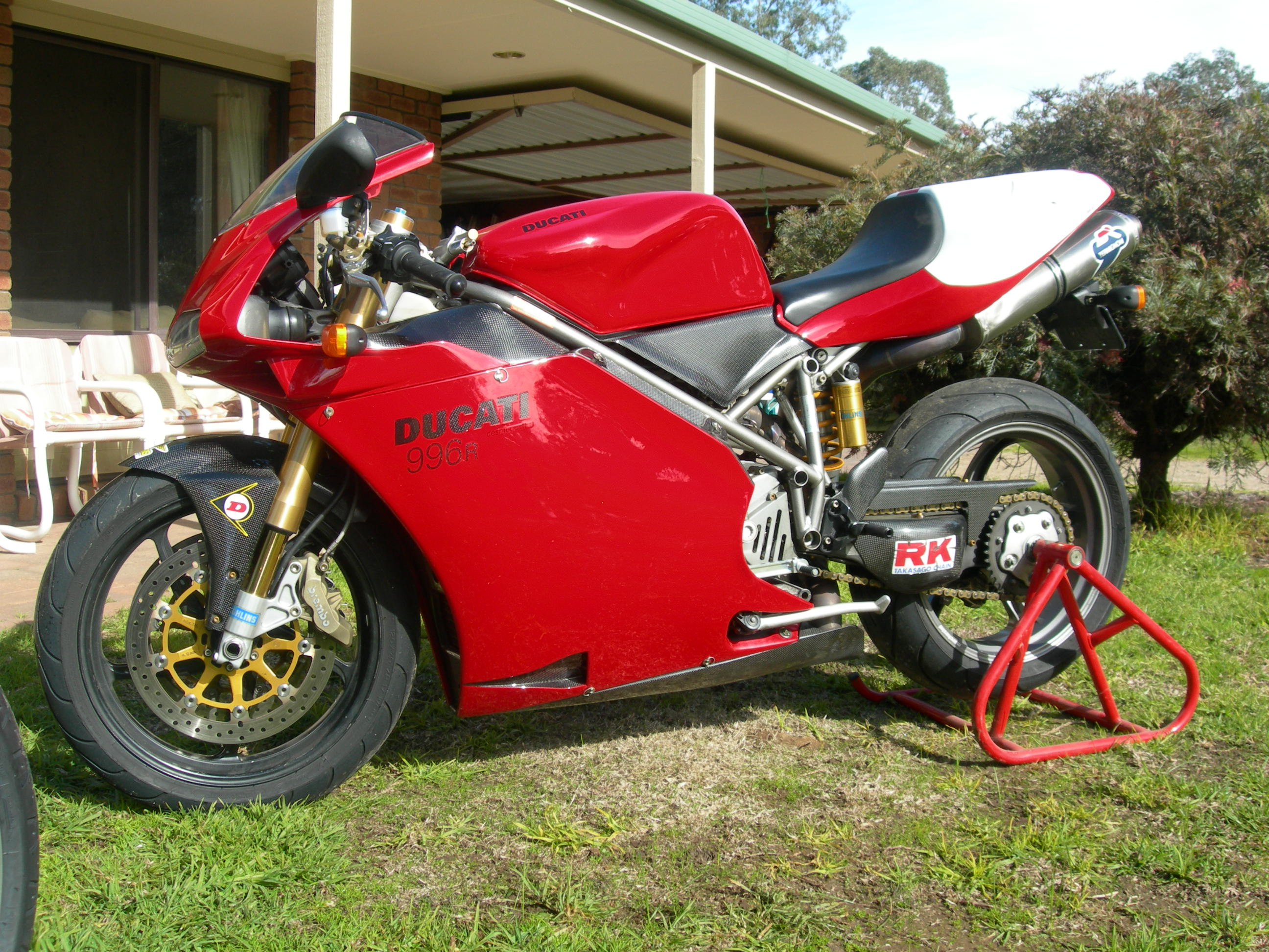 Ducati 996 R wallpapers #11045