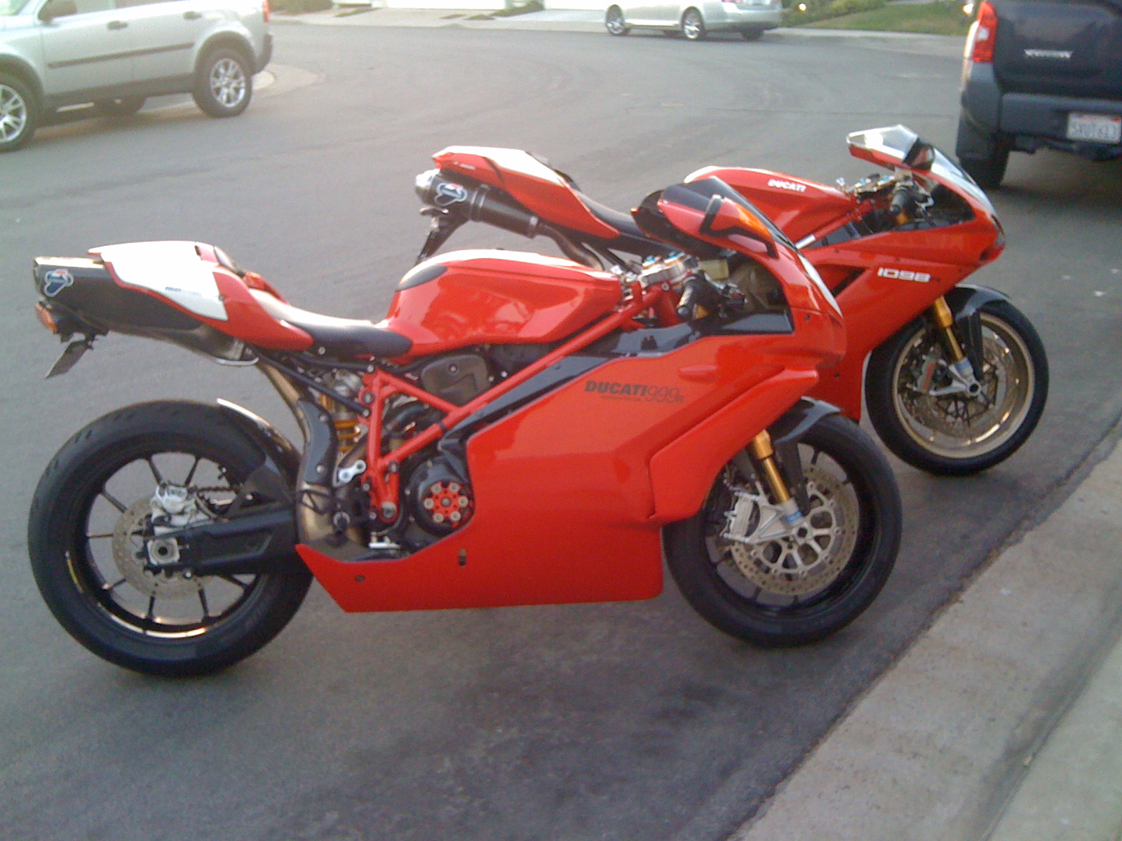 Ducati 999 R wallpapers #11638
