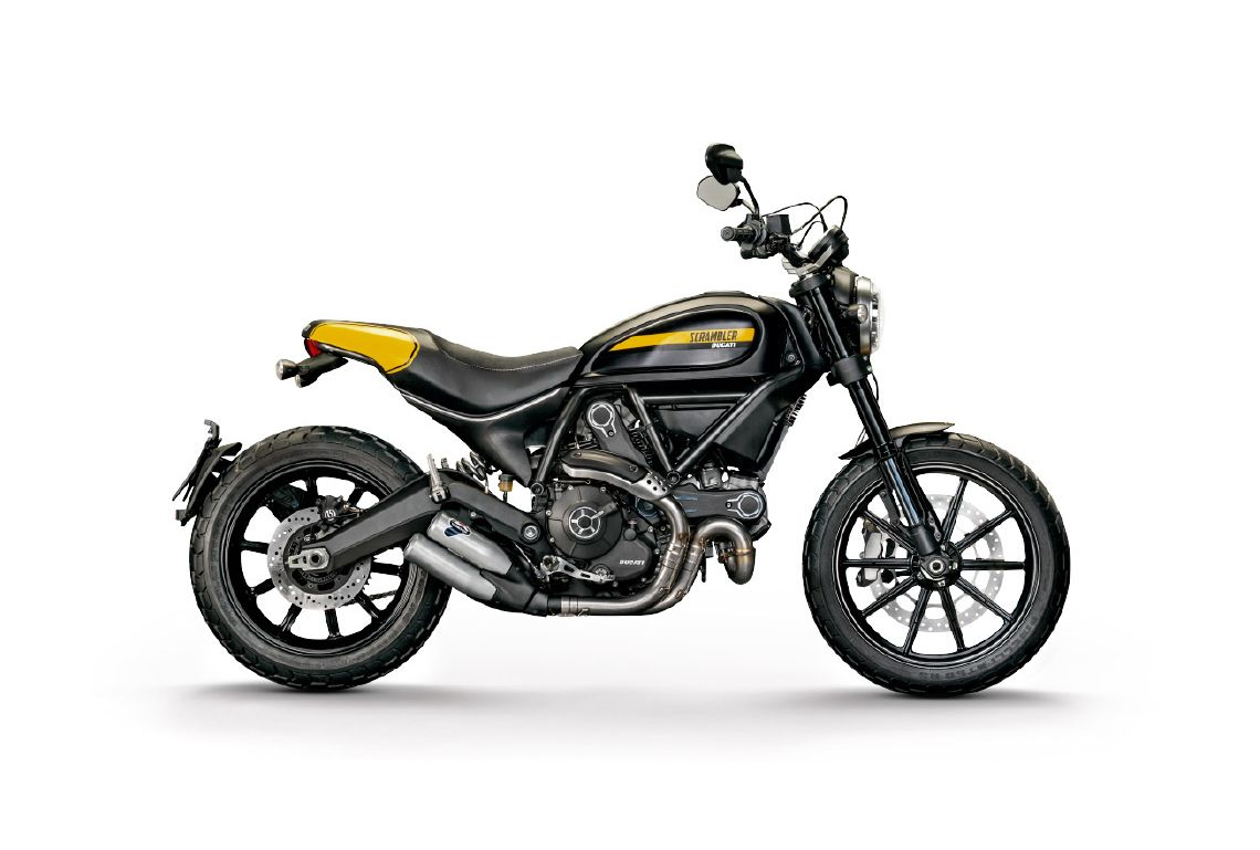 Ducati Scrambler Full Throttle 2015 wallpapers #13429