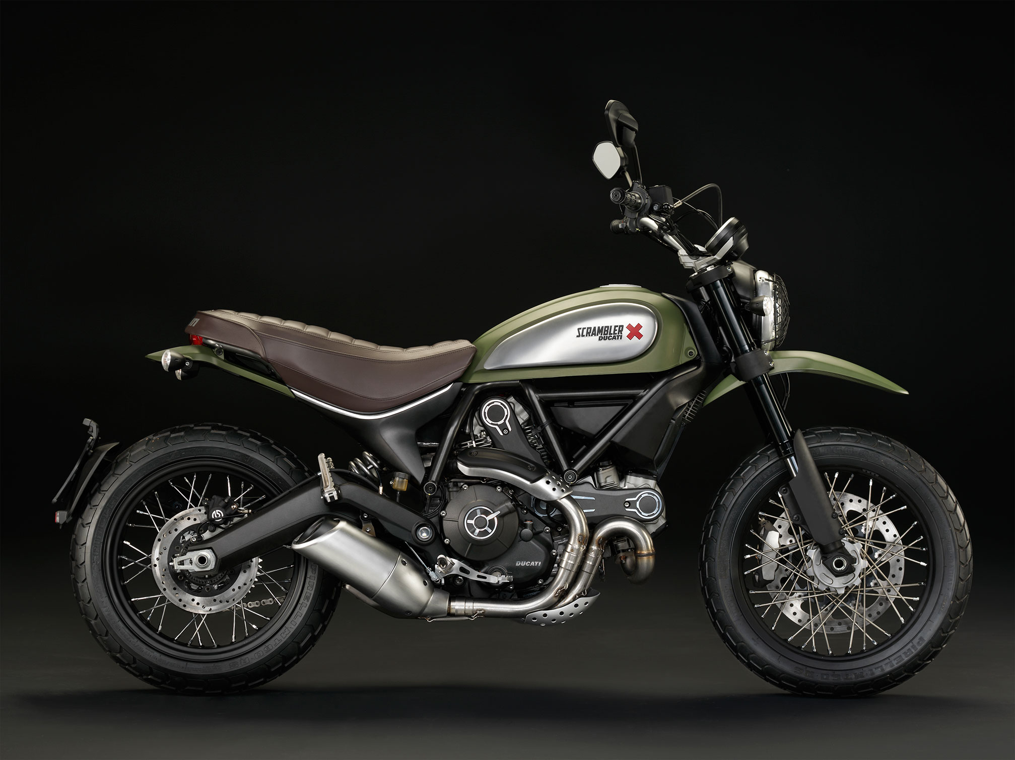 Ducati Scrambler Urban Enduro 2015 wallpapers #13528