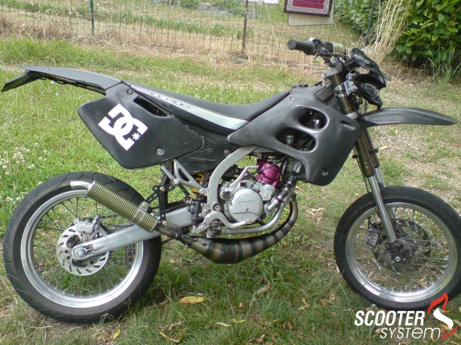 GAS GAS EC 50 Rookie 2002 images #94423