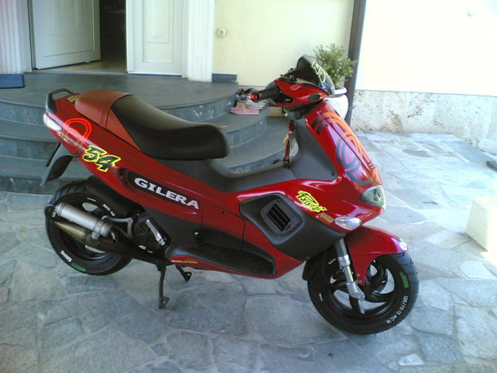 Gilera Runner Racing Replica 2006 images #96210