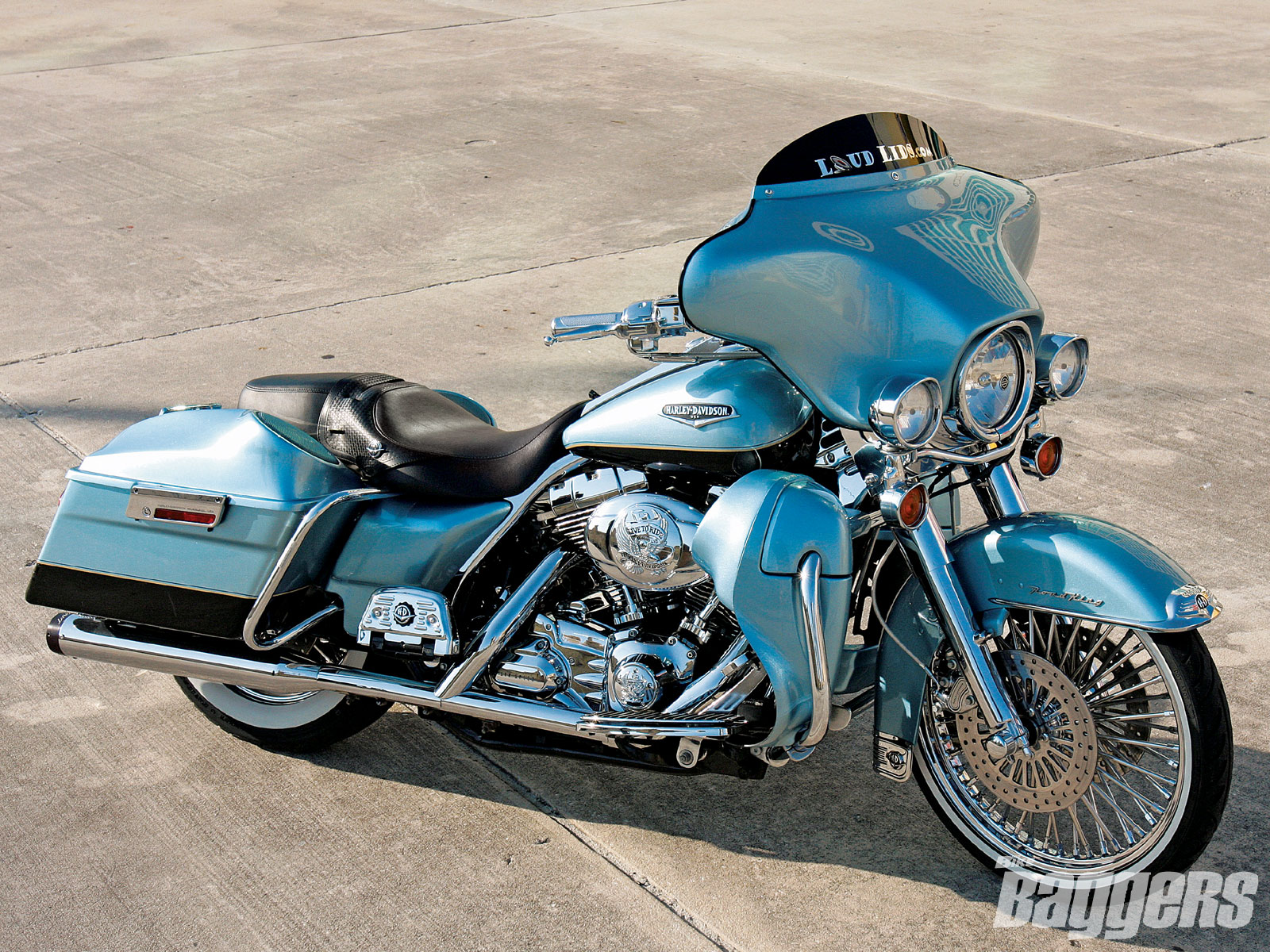 Harley-Davidson FLHRC Road King Classic 2007 pics #115880