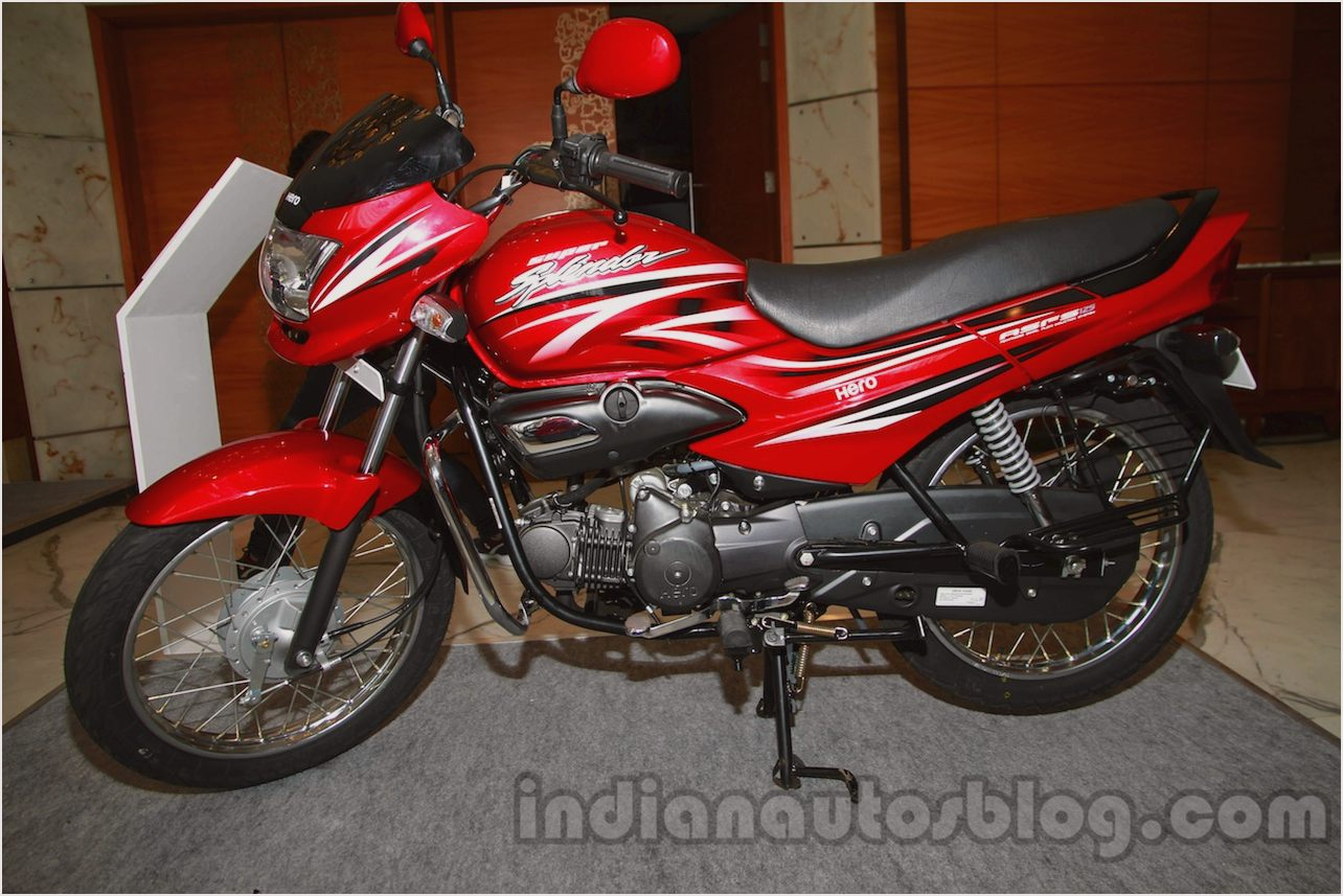 Hero Honda 125 Super Splendor 2008 images #74801