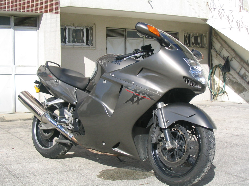 Honda CBR 1100 XX 2006 wallpapers #142075