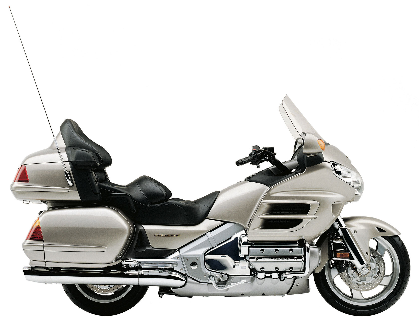 Honda GL 1800 Gold Wing 2004 images #82721