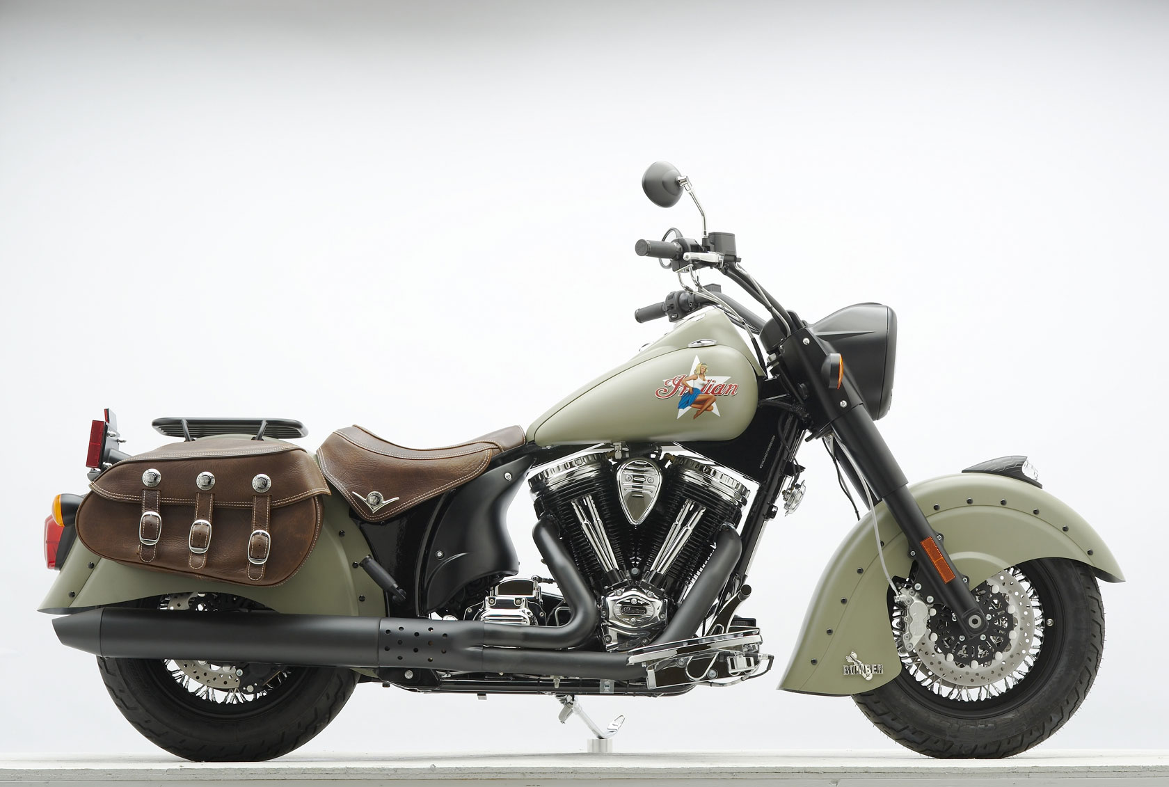 Indian Chief Standard 2010 images #99487