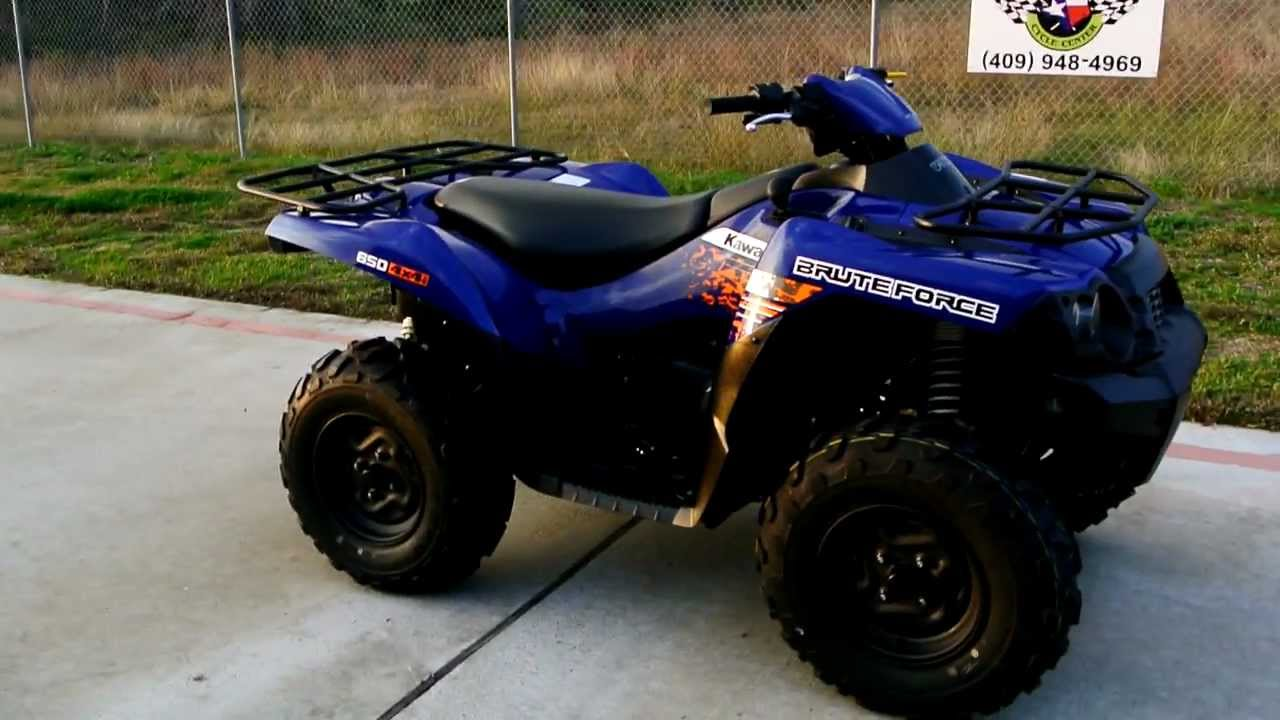 Kawasaki Brute Force 650 4x4 2011 images #86187