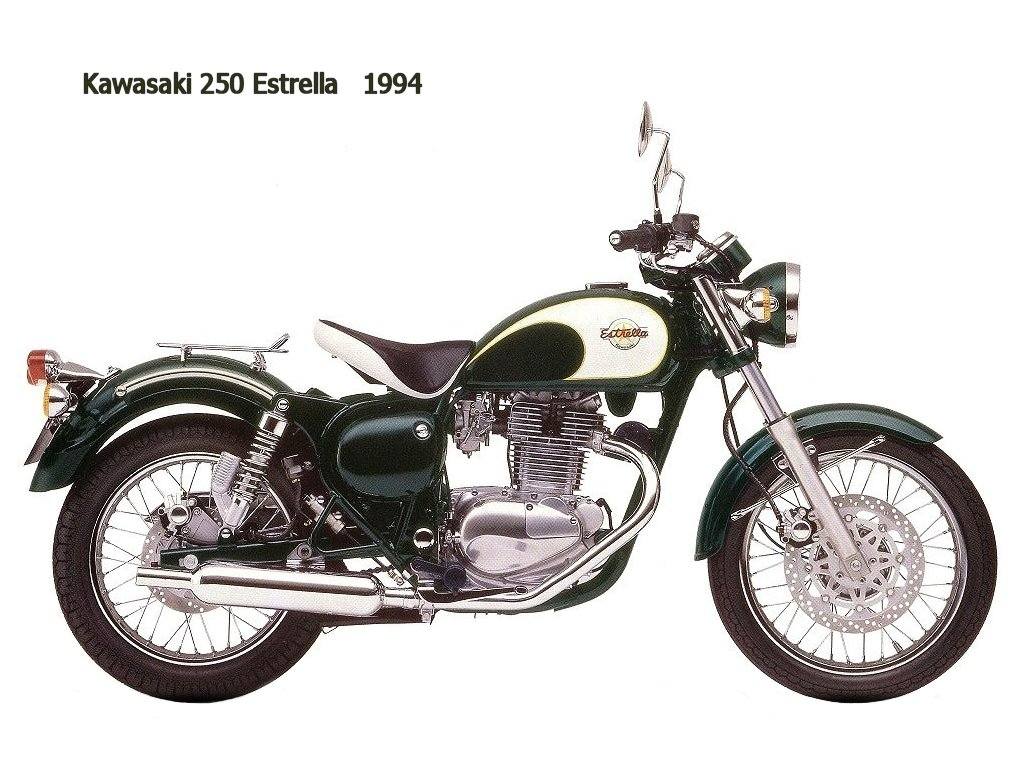 Kawasaki Eliminator 600 images #85491