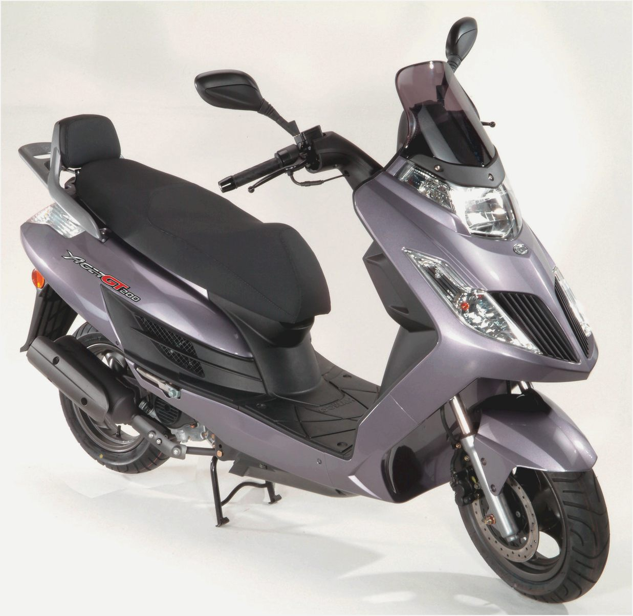 Kymco Yager 200 2010 images #102056