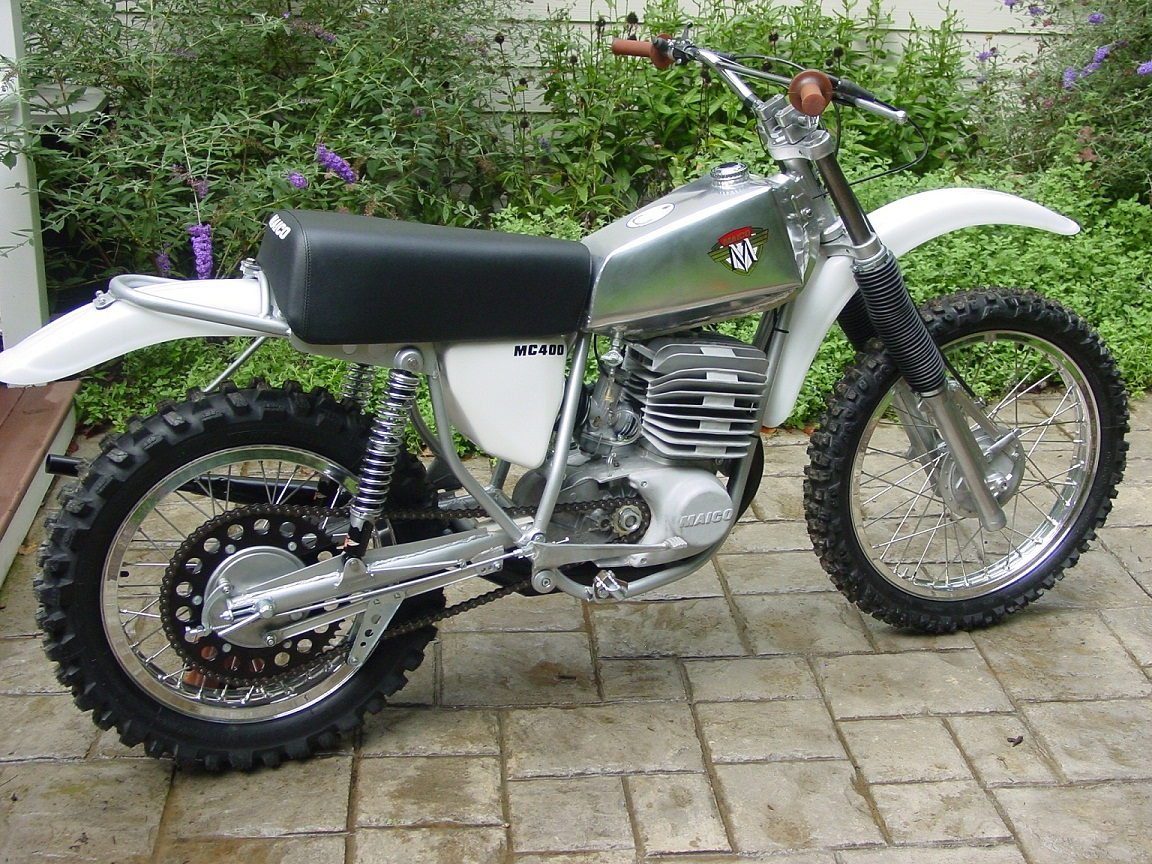 Maico MD 250/6 1975 images #101957