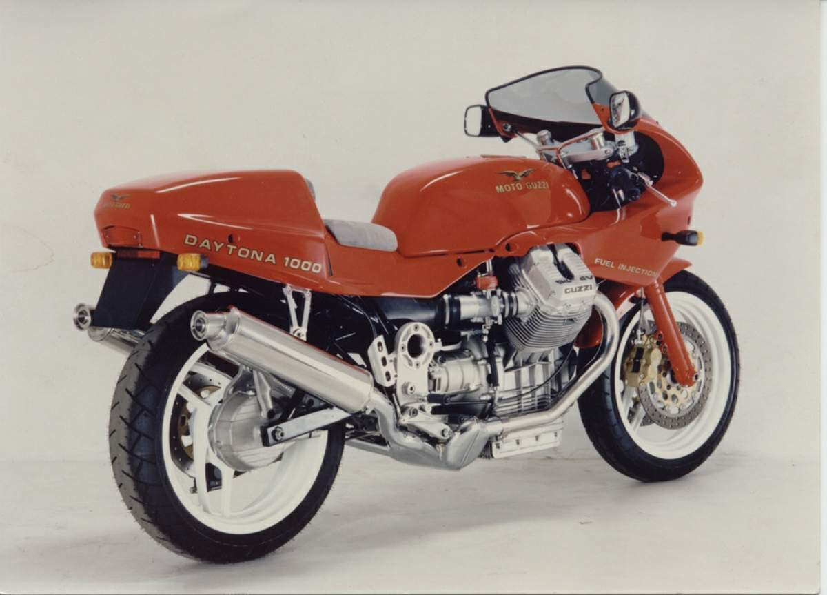 Moto Guzzi 1000 Daytona Injection images #108587