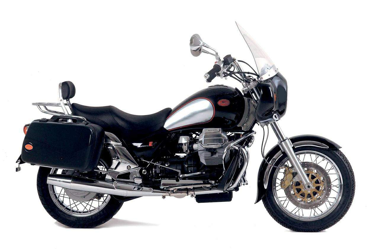 Moto Guzzi California EV Touring 2004 images #146642