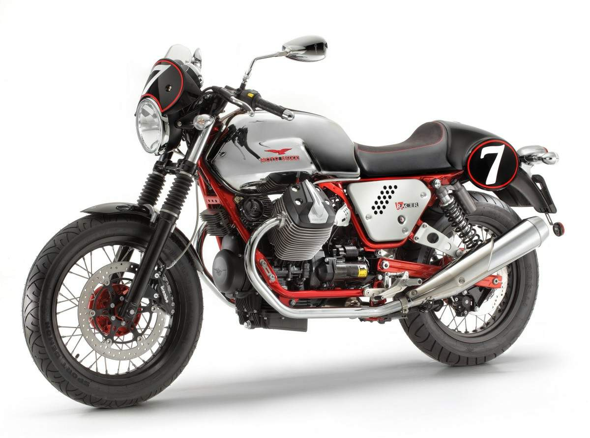 Moto Guzzi V7 Clubman Racer 2010 wallpapers #139501