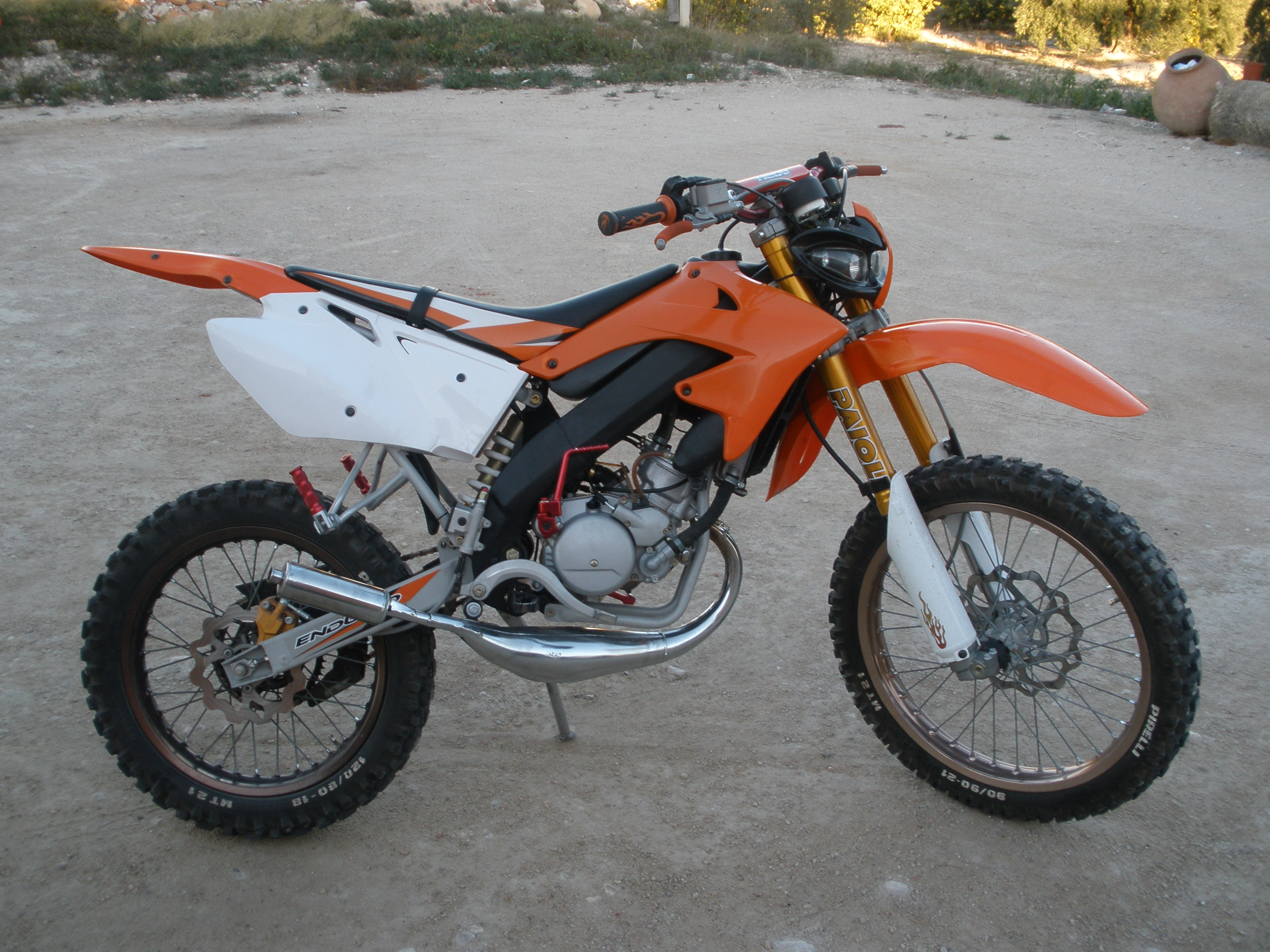 Motorhispania Ryz 50 Urban Bike 2007 images #112418