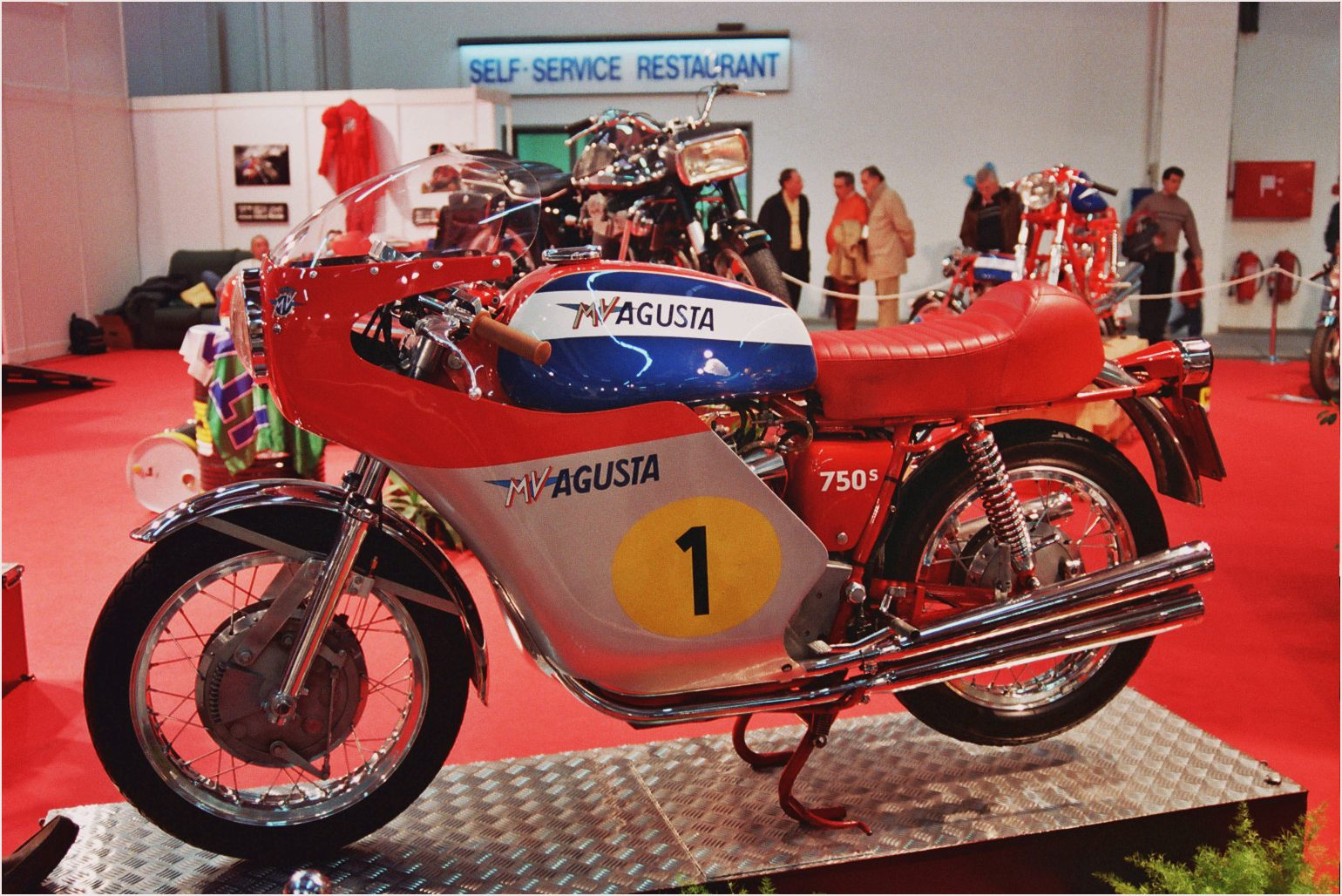 MV Agusta 150 RSS 1971 images #113304
