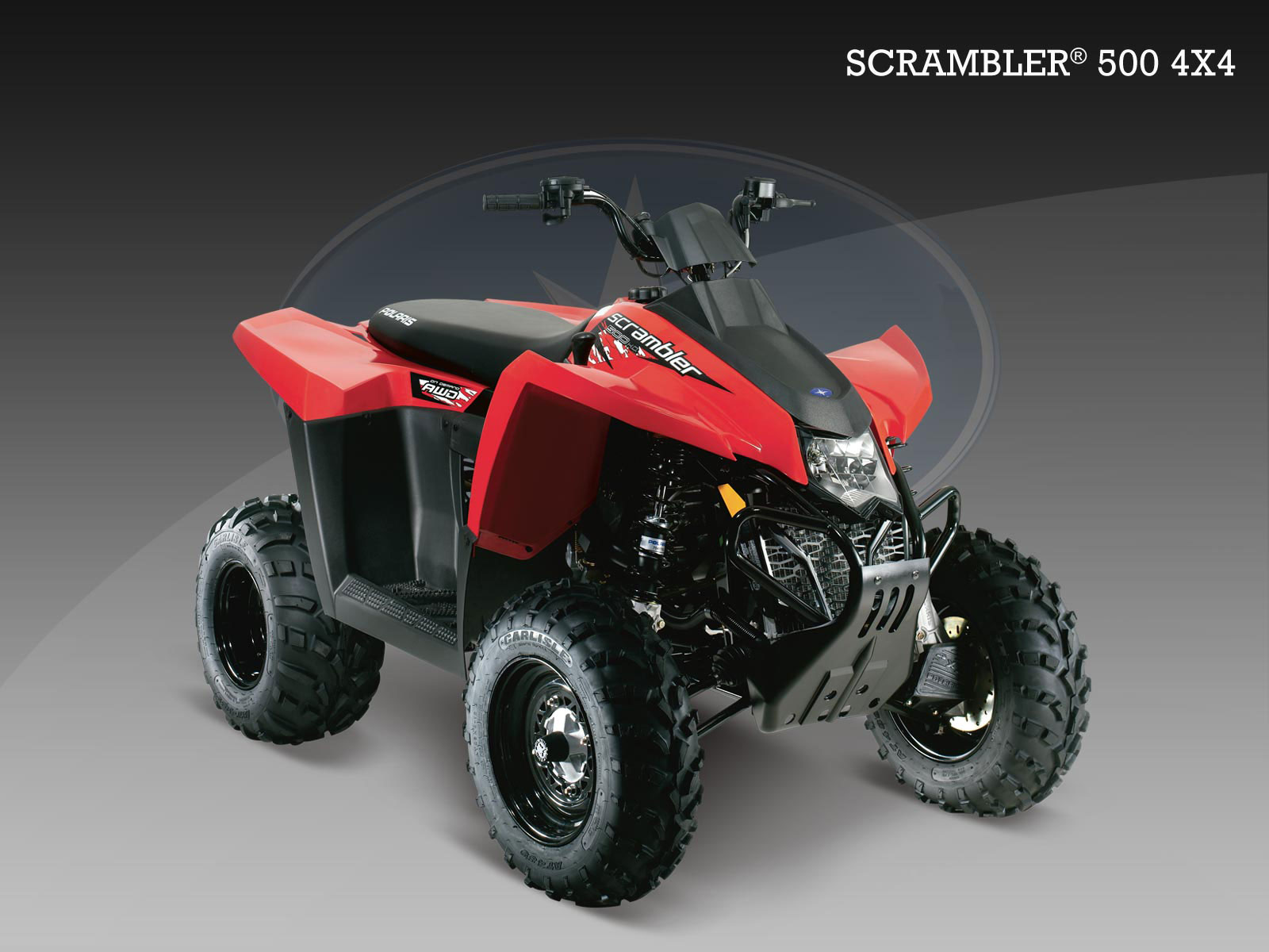 Polaris Scrambler 500 2008 images #121295