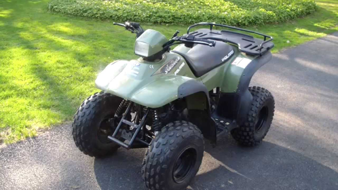 Polaris Sportsman 90 2005 images #121095