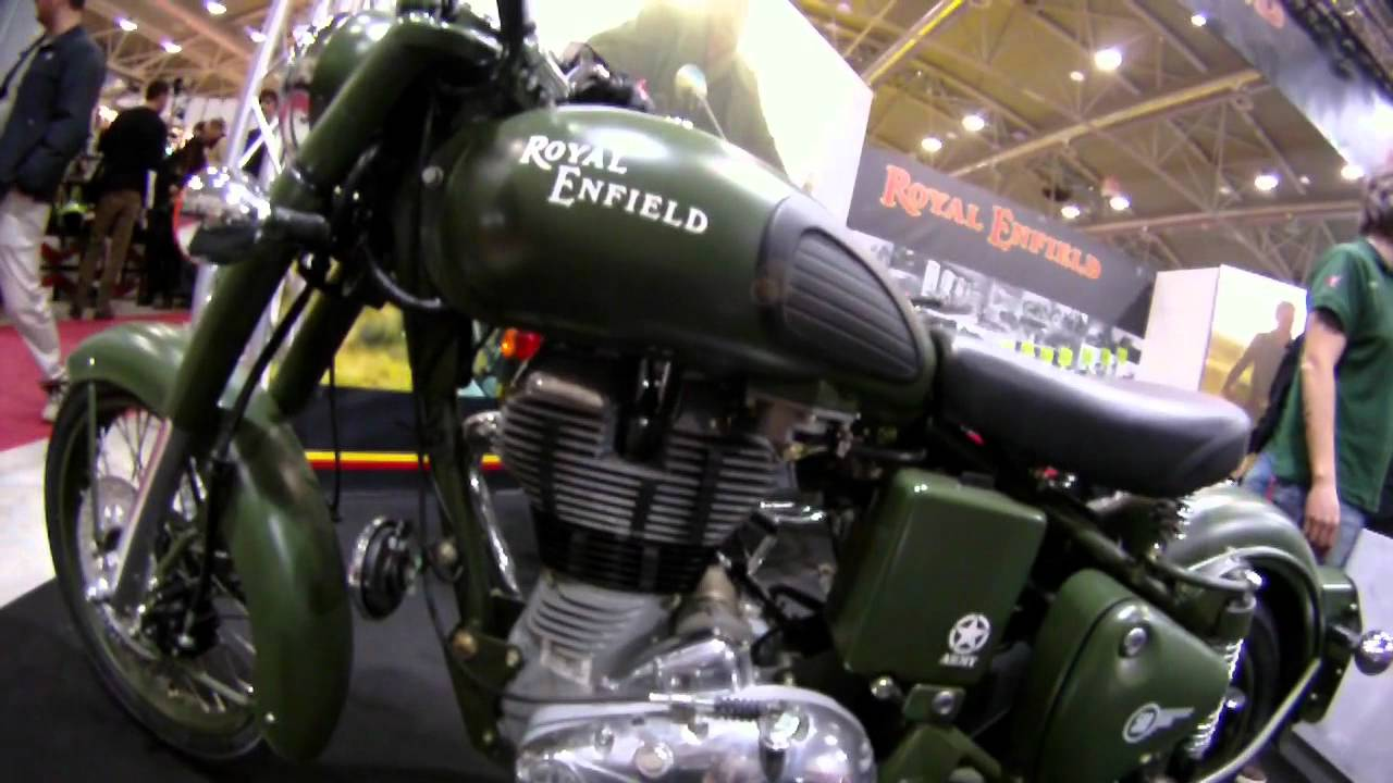 Royal Enfield Bullet 350 Army 1997 images #122770