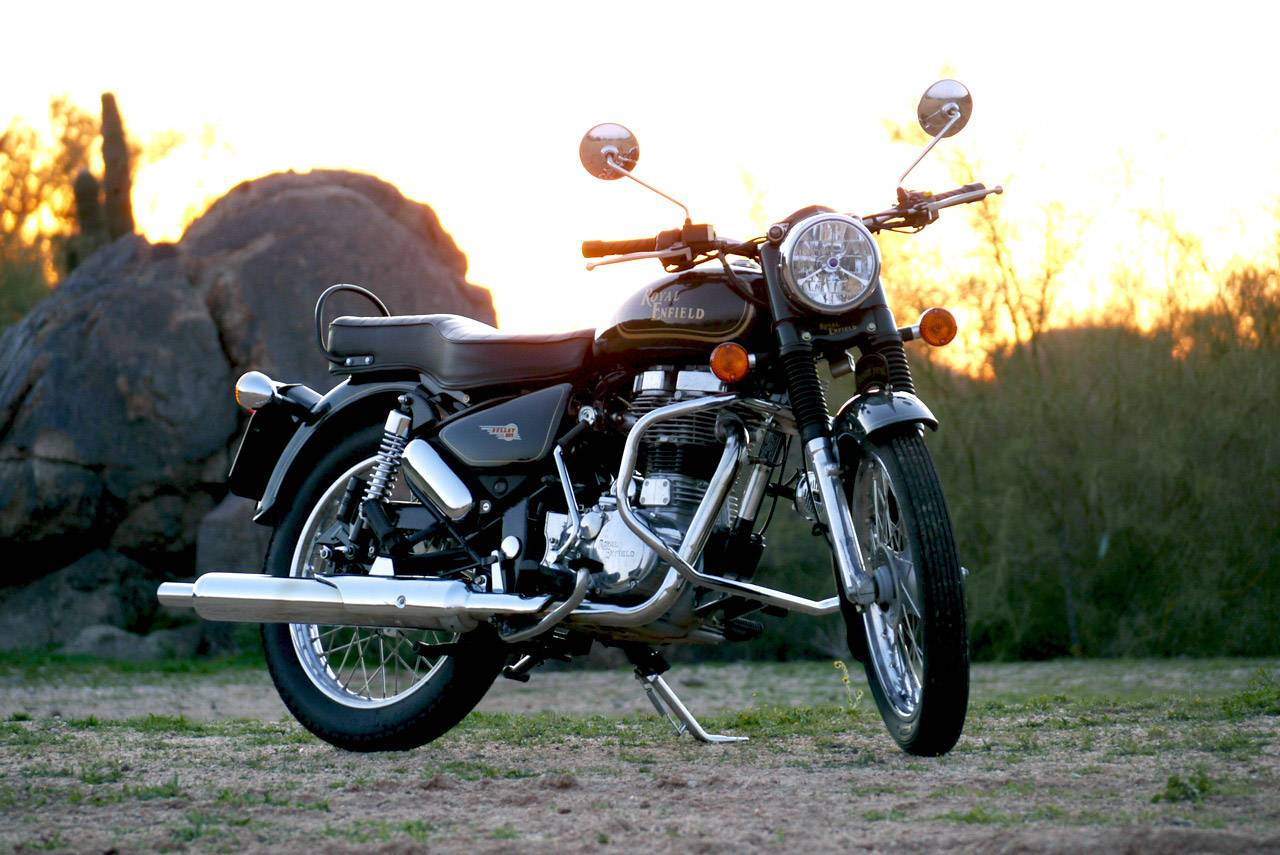 Royal Enfield Bullet G5 Classic EFI images #127305