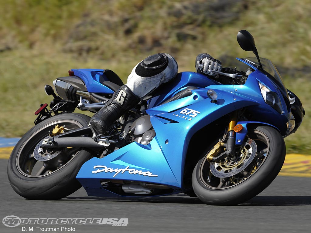 Triumph Daytona 675 wallpapers #130576