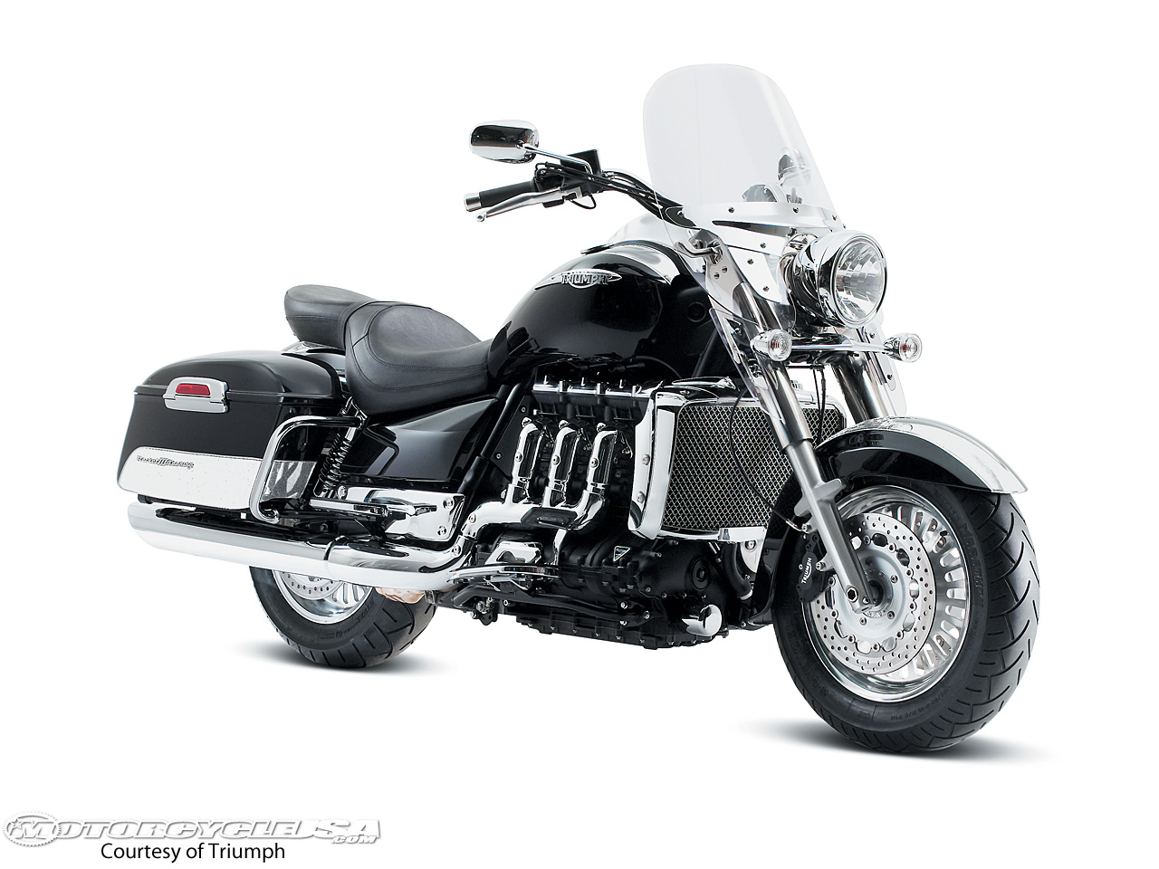 Triumph Rocket III Touring 2012 images #126940