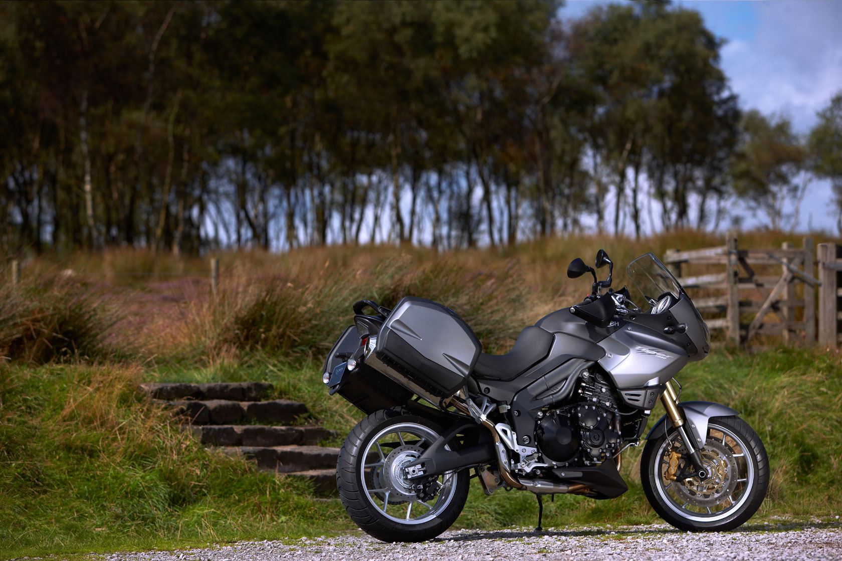 Triumph Tiger Special Edition 2010 images #126642