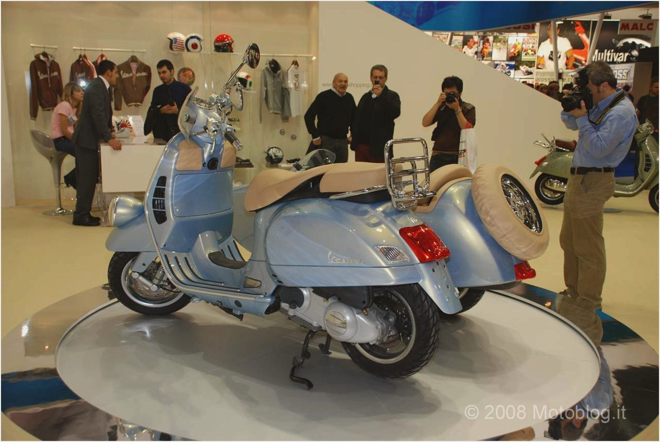 Vespa GTV 250 ie Sidecar wallpapers #129682