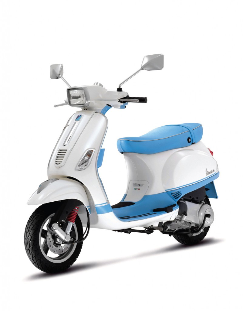 Vespa LX 150 wallpapers #130278