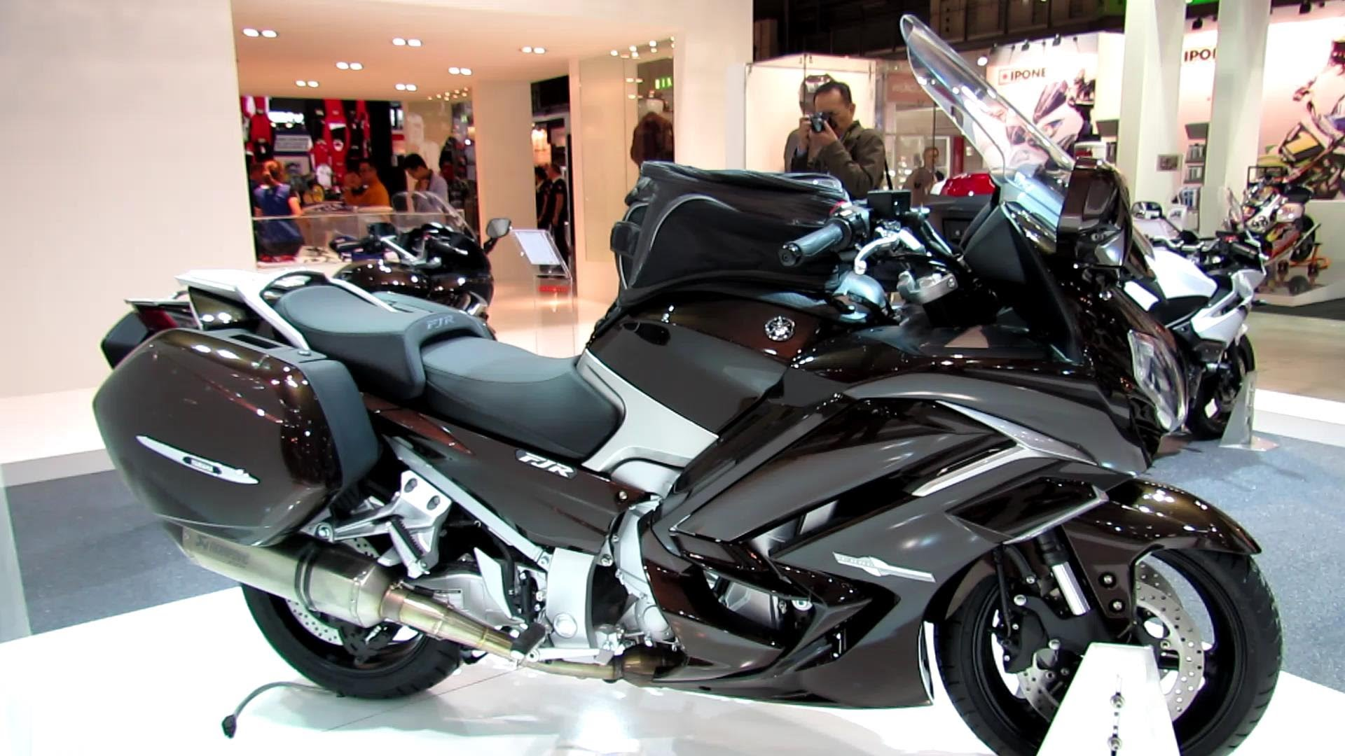 Yamaha FJR 1300 AS 2013 pics #58582