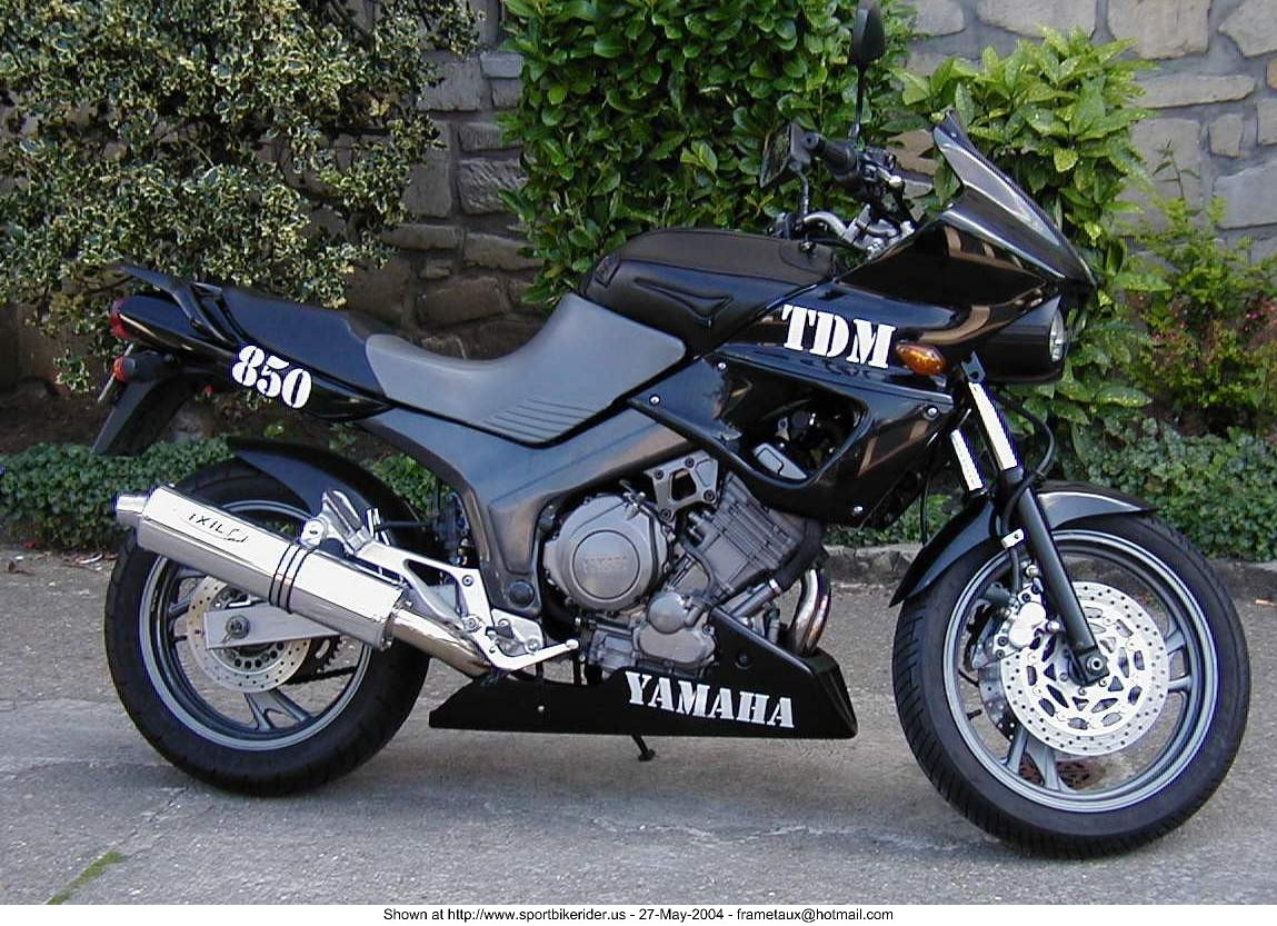 Yamaha TDM 850 1992 wallpapers #136031