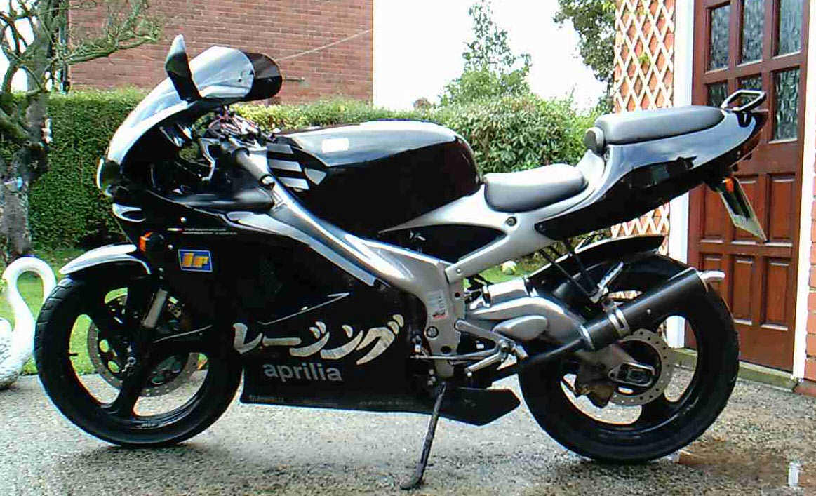 Aprilia RS 125 1998 wallpapers #171331