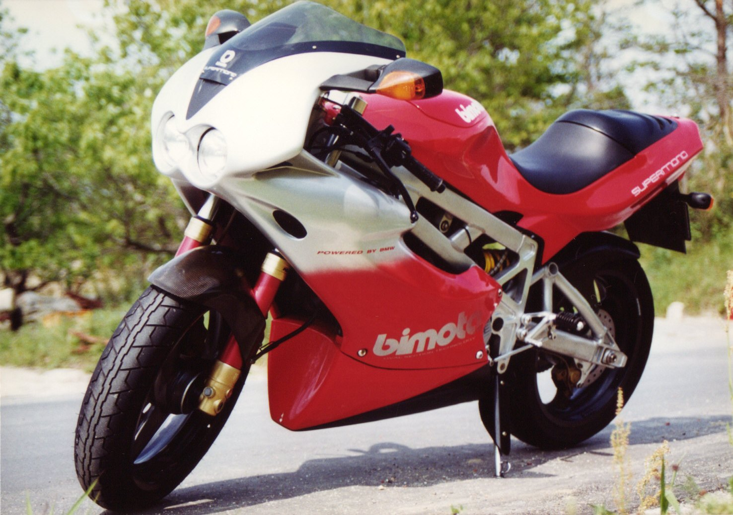 Bimota Supermono wallpapers #137316