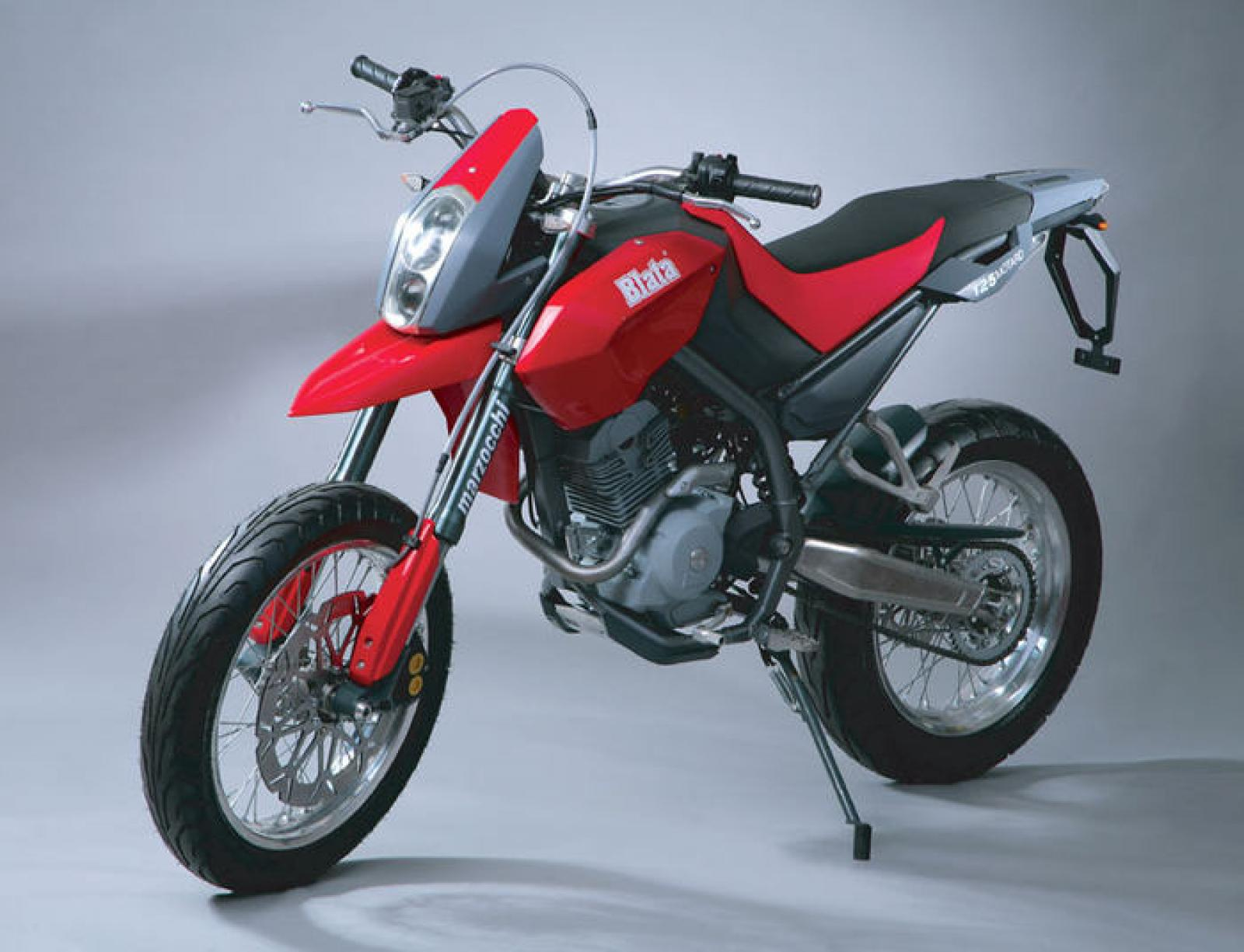 Blata Enduro 125 2007 wallpapers #137614