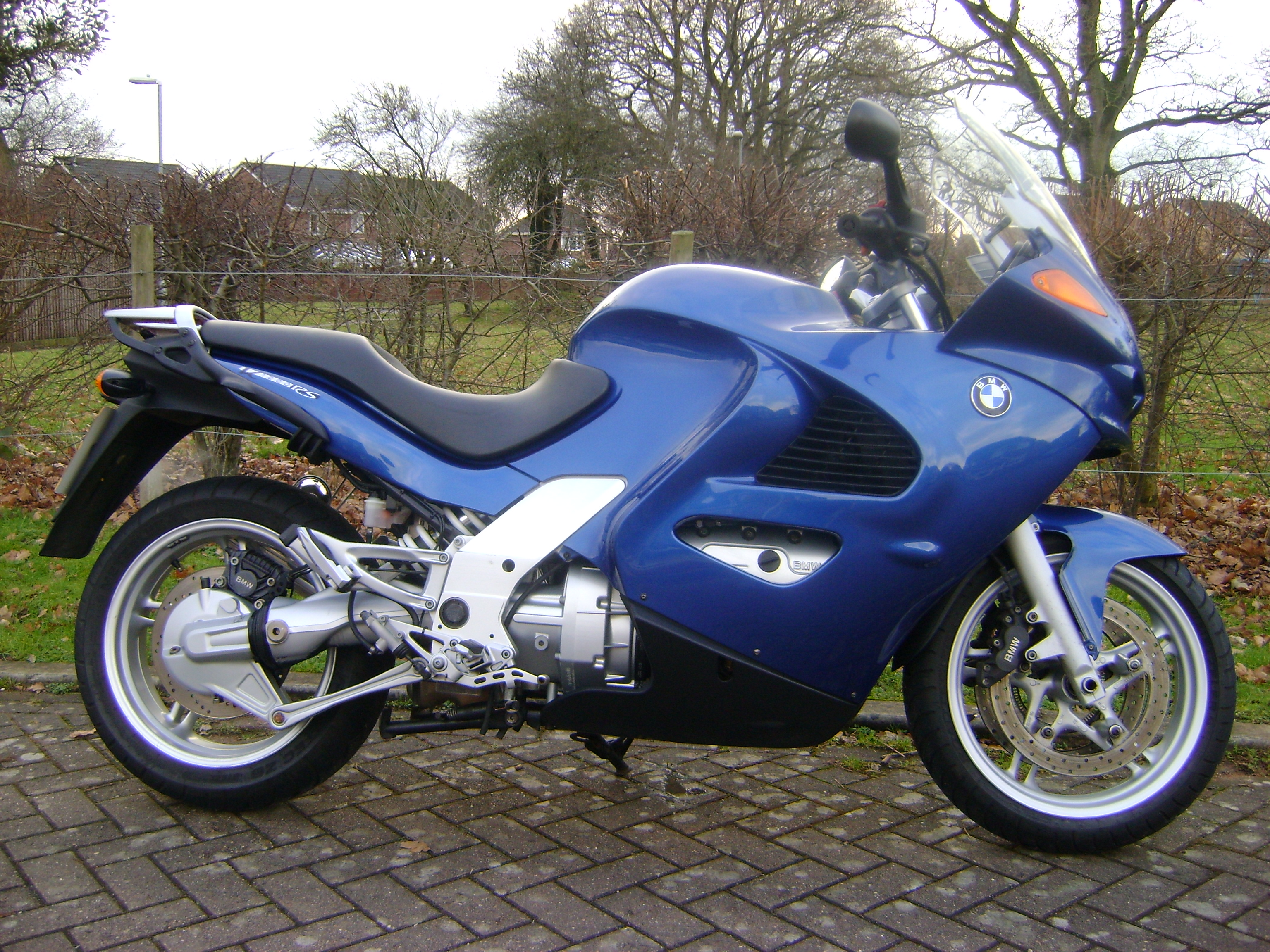... BMW K1200RS 2001 wallpapers #133749 ...