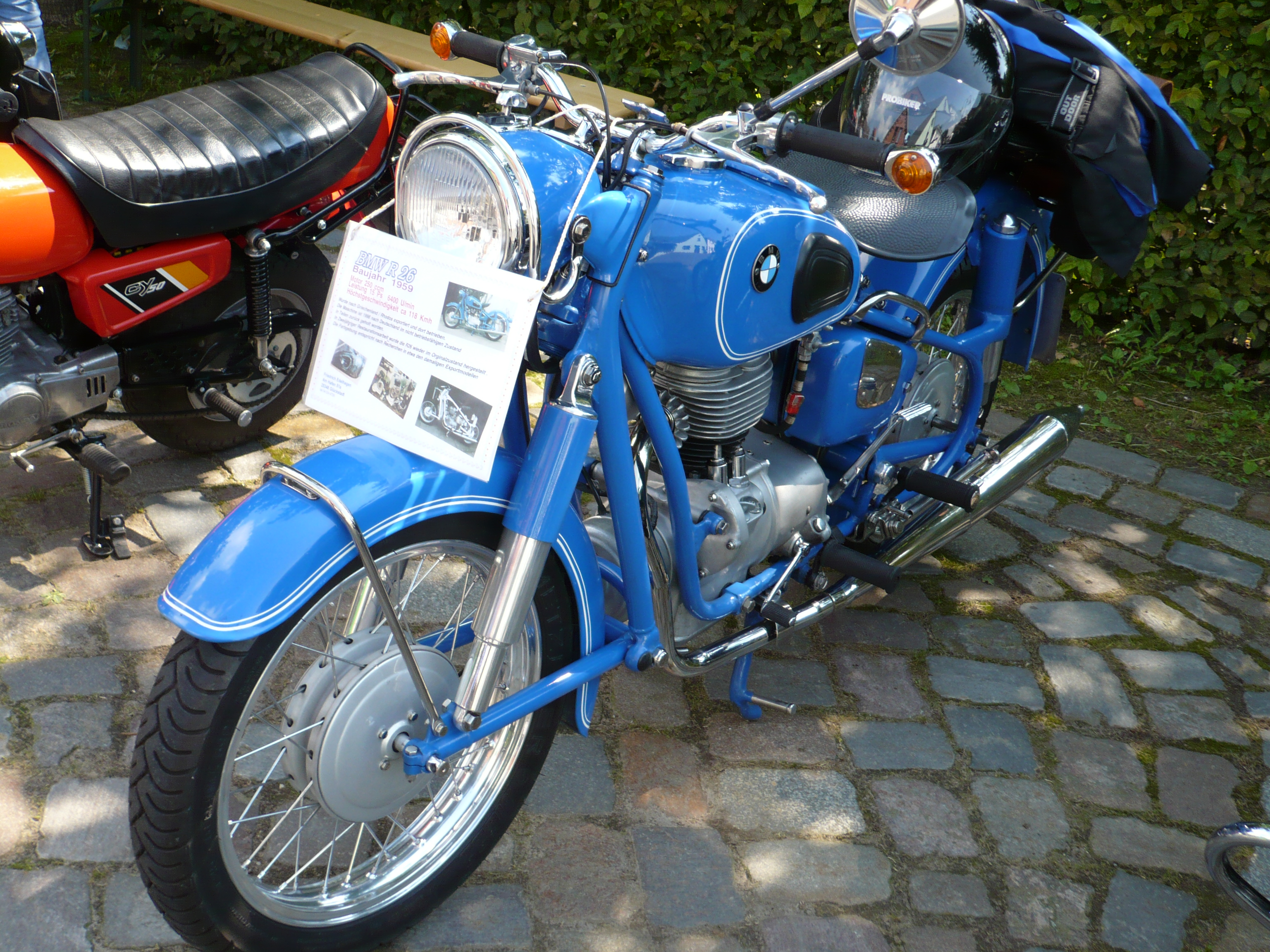 1956 bmw r25 pics specs and information. Black Bedroom Furniture Sets. Home Design Ideas