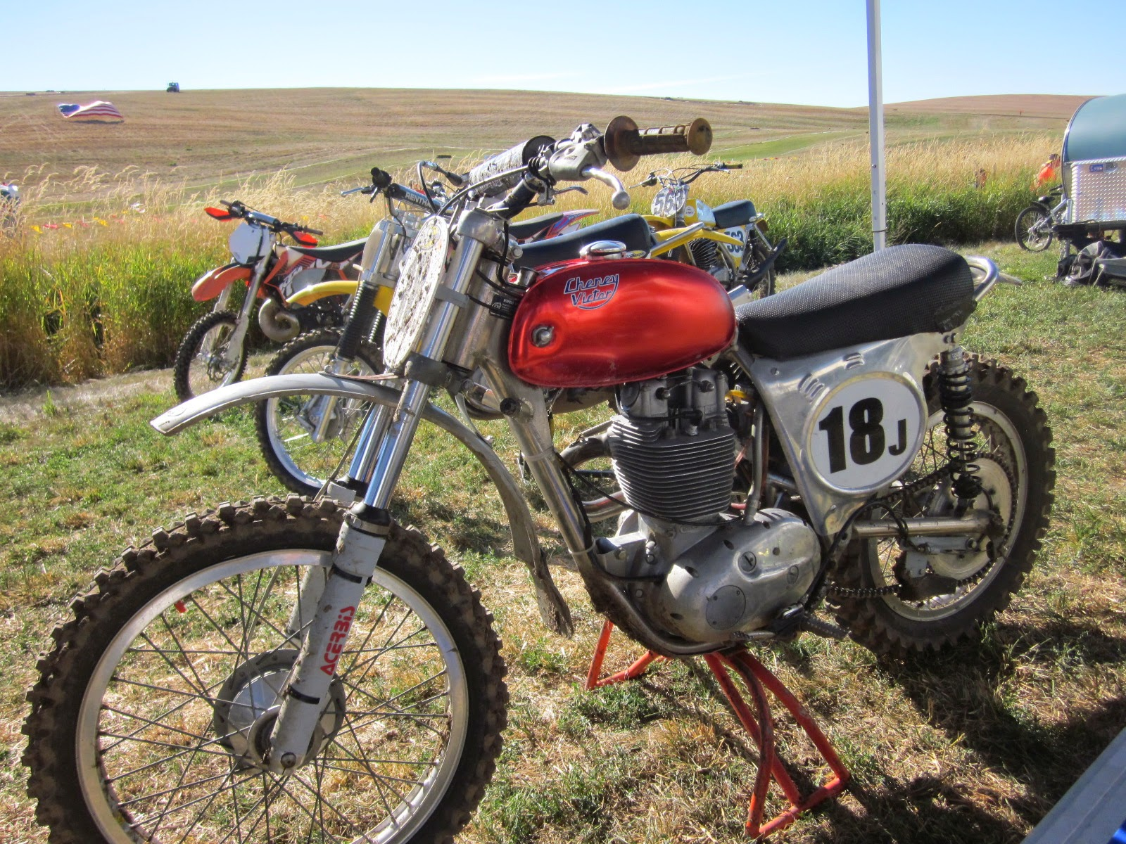 BSA Victor 500-Trail (B-50T) images #65701