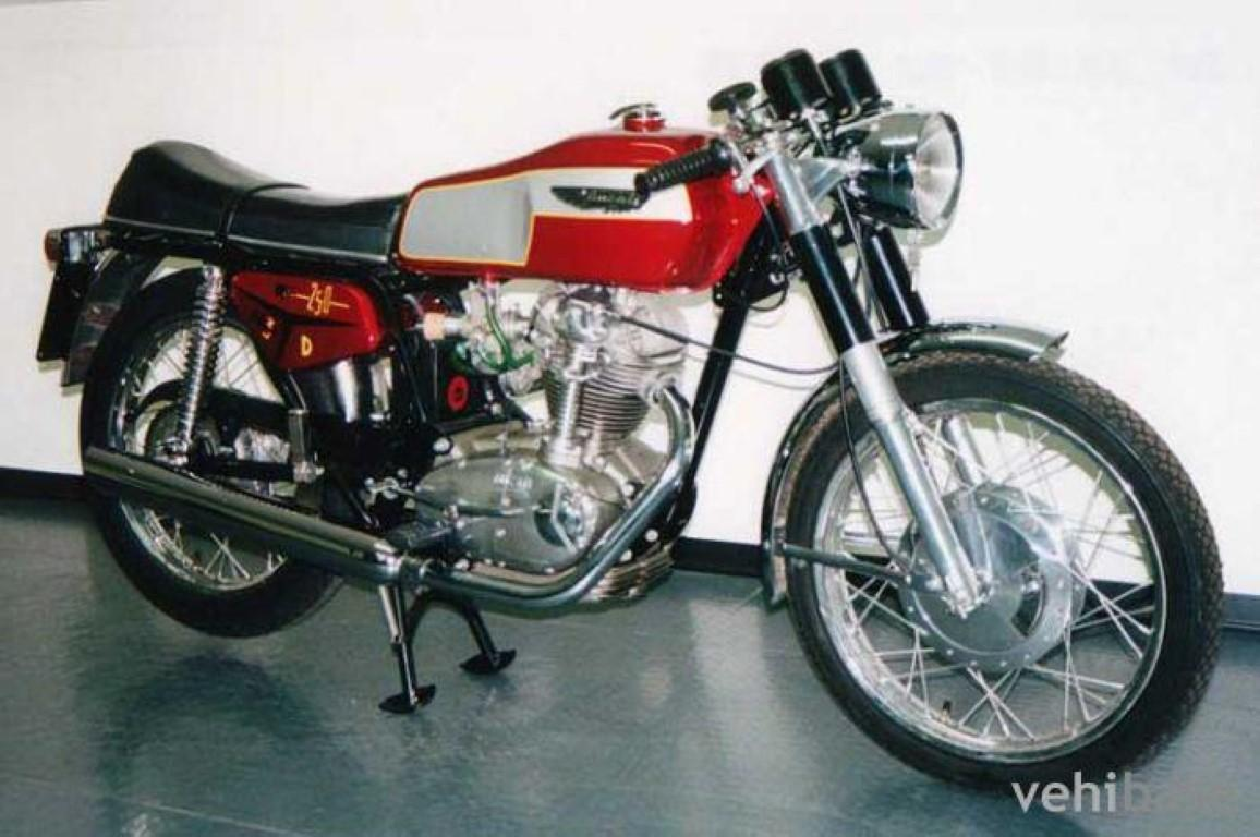 Ducati 250 Mark 3 D 1971 images #10050