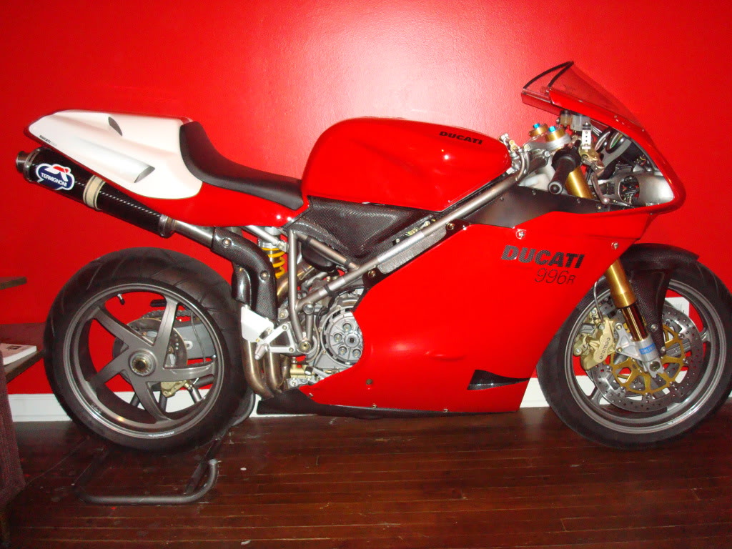 Ducati 996 R wallpapers #11046