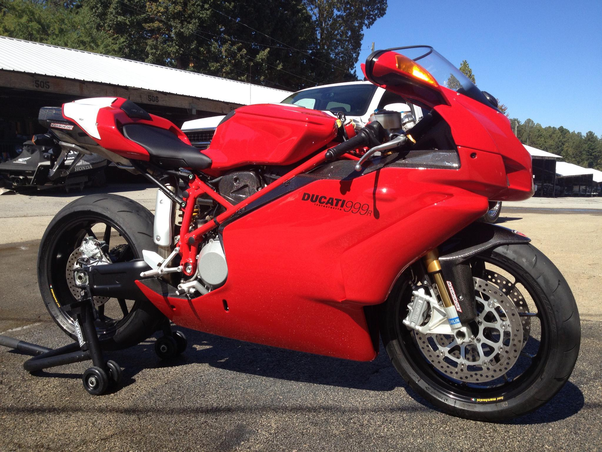 Ducati 999 R wallpapers #11639