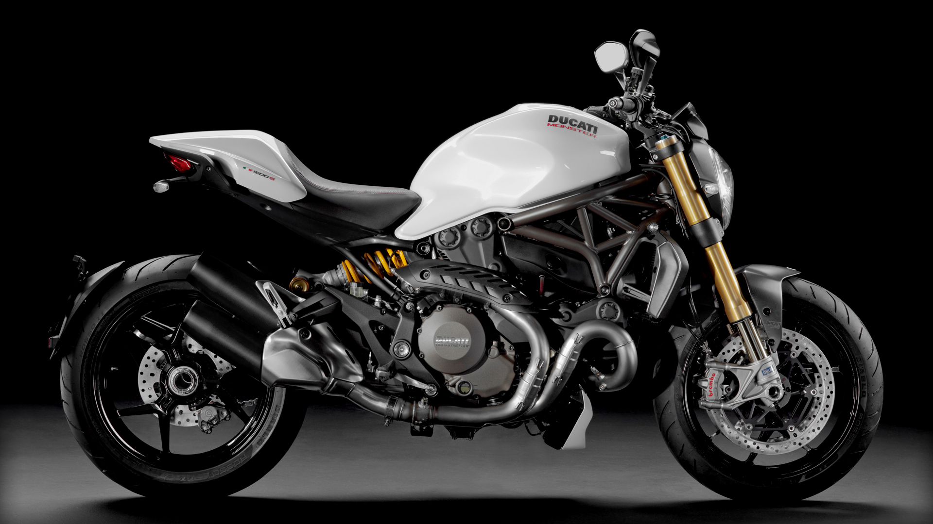 Ducati M 750 Dark wallpapers #12733