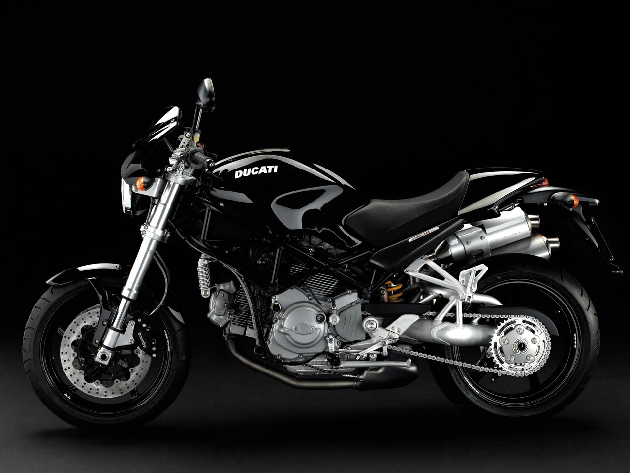 Ducati Monster 1000 wallpapers #11839